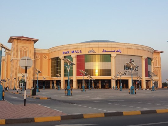 Rak mall for Home of architecture ras al khaimah